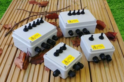 Toggle Switch Box for Ponds / Outdoor Lighting IP56 BN