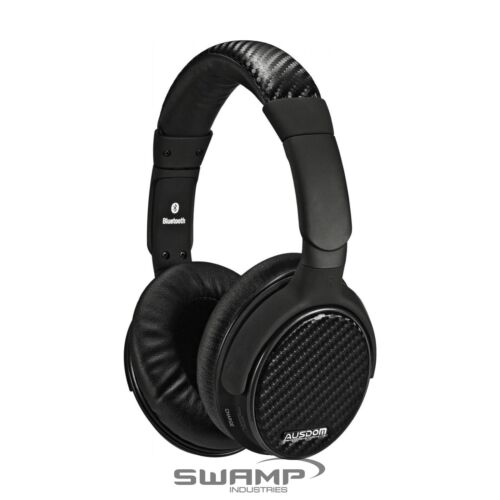 Ausdom M05 Bluetooth Wireless Headphones With Built-In Microphone