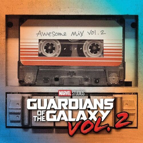 GUARDIANS OF THE GALAXY - Awesome Mix Vol.2 Soundtrack CD *NEW* 2017