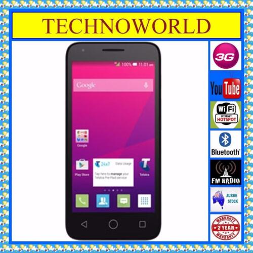 "UNLOCKED ALCATEL 4027A+4.5"" 3G ANDROID+USE OPTUS/TPG/DODO/VIRGIN/AMAYSIM/LEBARA"