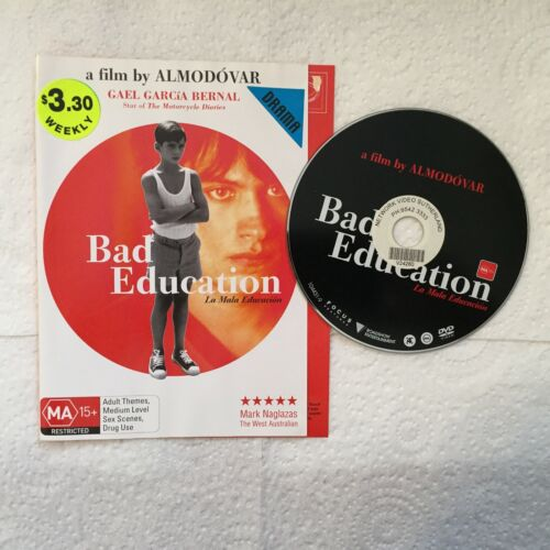 Assorted Drama MA15+ DVDs Rated M Exrental - disks only (case available $2)