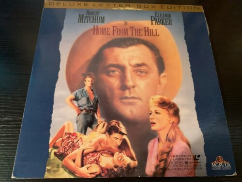 Home from the Hill (1959) - LaserDisc