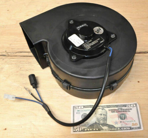 HMMWV AM General BLOWER FAN 24VDC-Heater-Motor NEW Military H1 40-00410