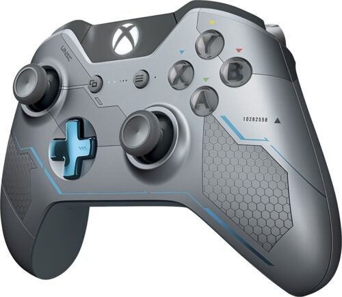 Microsoft Xbox One Limited Edition Halo 5 Wireless Controller - GK4-00005