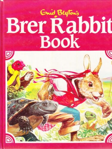 ENID BLYTON'S BRER RABBIT BOOK - EXCELLENT COPY OF THIS SOMEWHAT RARE BOOK HARD