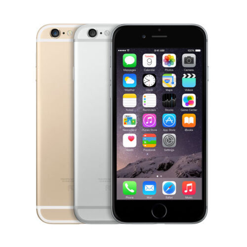 Apple iPhone 6 64GB &quot;Factory Unlocked&quot; 4G LTE 8MP Camera WiFi iOS Smartphone <br/> USA Seller - No Contract Required - Fast Shipping!!