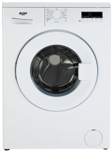 Bush WMDF814W Free Standing 8KG 1400 Spin Washing Machine A++ White. <br/> For Best Local Lead Time Use Postcode Check in Listing