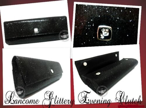 **New** Lancome Glittery Evening Clutch