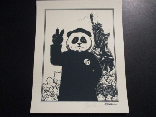 JERMAINE ROGERS print poster GIMME SOME PEACE eddie vedder pearl jam KEYLINE