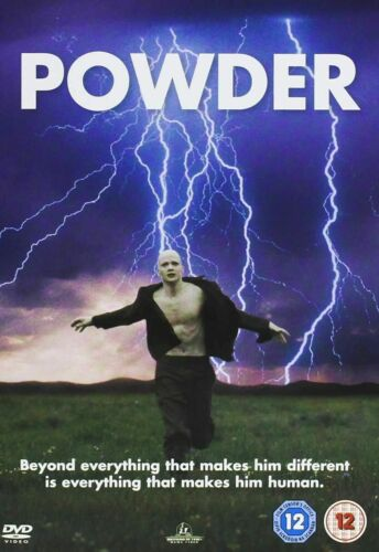 Powder (Jeff Goldblum) Disney New DVD R4