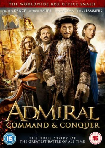 Admiral Command and Conquer (Charles Dance Rutger Hauer) Region 4 DVD New