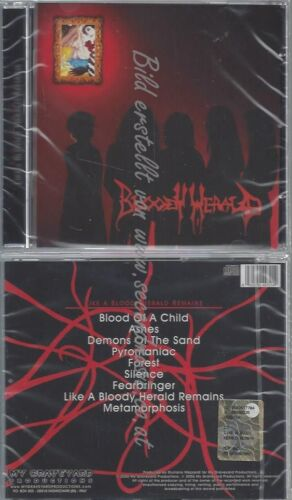 CD--BLOODY HERALD--LIKE A BLOODY HERALD REMA | IMPORT