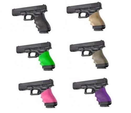 Hogue HandALL Universal Full/Jr., Hybrid, Beavertail,Tactical Pistol Grip SleevePistol - 73944