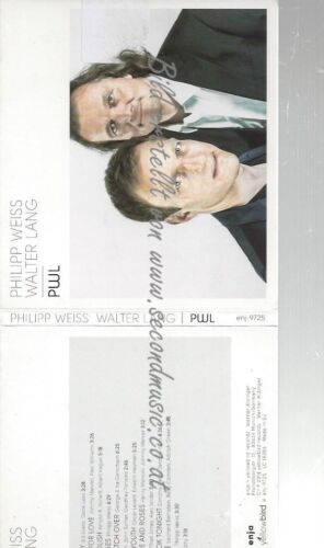 CD--PHILIPP WEISS & WALTER LANG--    PWL