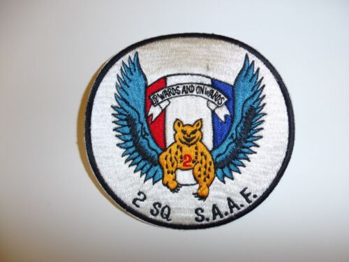 e1551 Korea War South Africa Air Force Squadron 2 SAAF round R21B1Reproductions - 156441