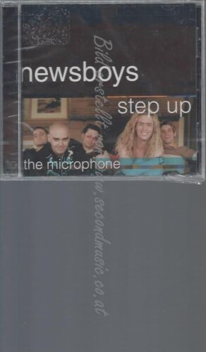 CD--NEWSBOYS--STEP UP TO THE MICROPHONE | IMPORT