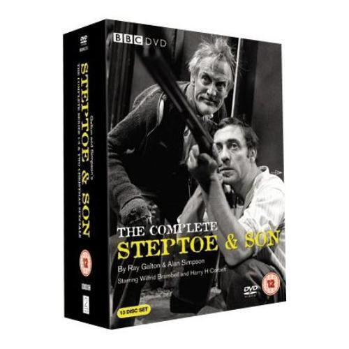 Steptoe and Son Complete TV Series 1+2+3+4+5+6+7+8 Region 4 New DVD