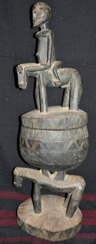 DOGON ANCESTRAL CONTAINER - MALI