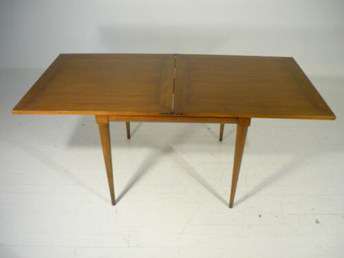 Mid 20th Century 50's Modern Gibbings Widdicomb Flip Top Dining/Game Table