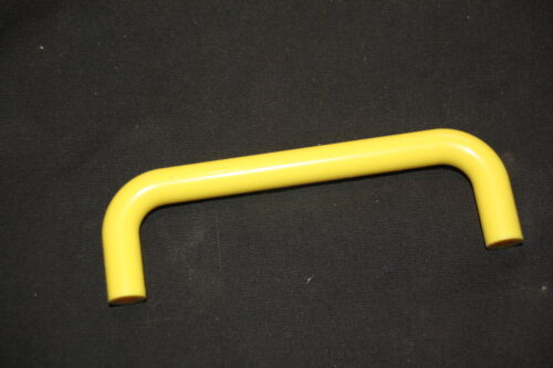 Yellow Plastic Drawer/Cabinet Hardware Pull (s) Handle (s) - New Old Stock - #15