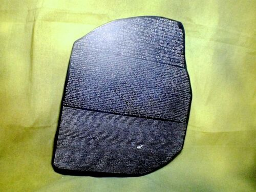 Rosetta Stone, Highly Detailed, Must Have Piece for Serious Collectors