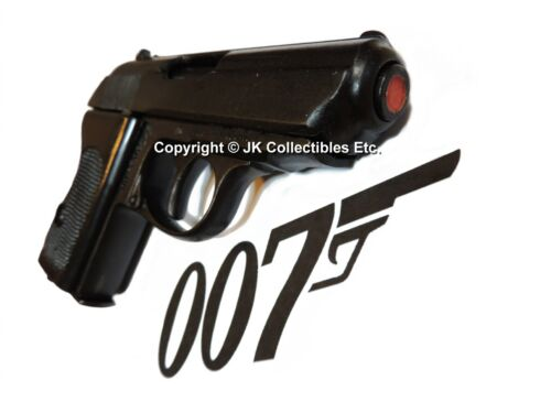 Denix Replica German Walther PPK Pistol WWII Reenactor James Bond 007 Prop GunGermany - 156432