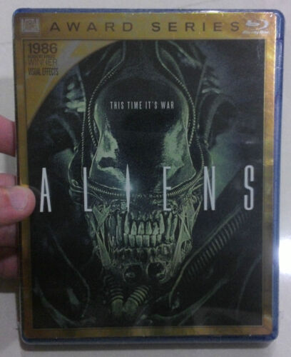ALIENS : 1986 Theatrical & 1991 Special Edition Bluray (USA Import, Region A)
