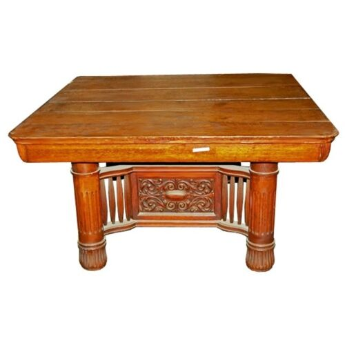 Antique 19th C. Conference Table #2310