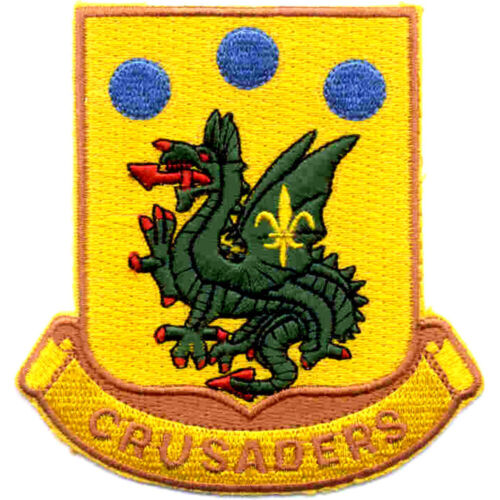 72nd Army Tank Battalion Patch
