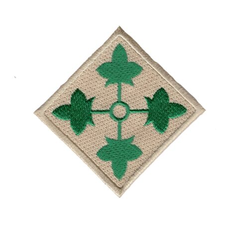 4th Infantry Division PatchPatches - 36078