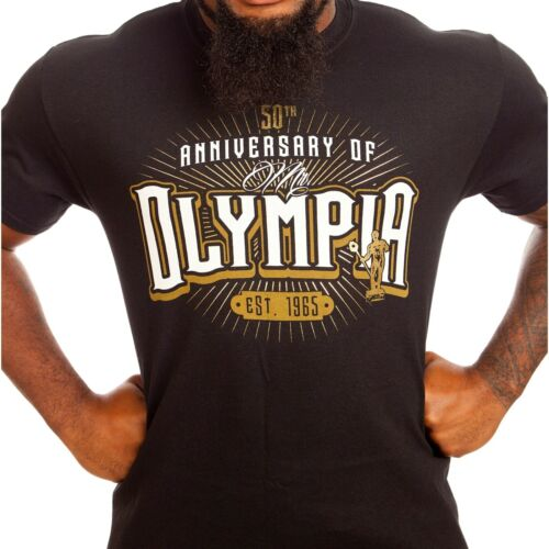 50TH Anniversary Mr Olympia Bodybuilding T Shirt
