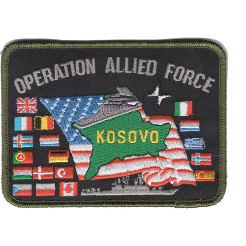 Operation Allied Force Patch