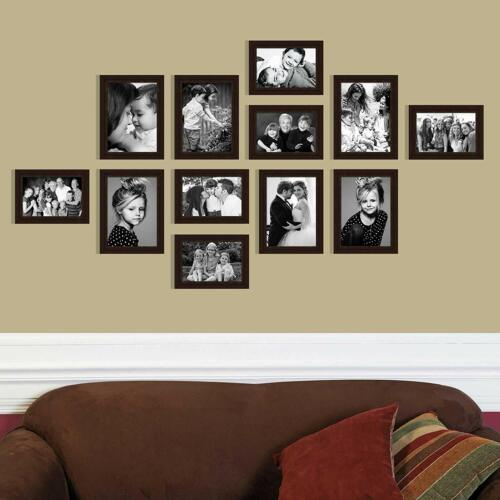 High Quality Wooden Effect Picture Photo Frames Multi Colours and Sizes A1,2,3,4 <br/> FREE & FAST SHIPPING- MADE IN UK -TOP QUALITY FRAMES