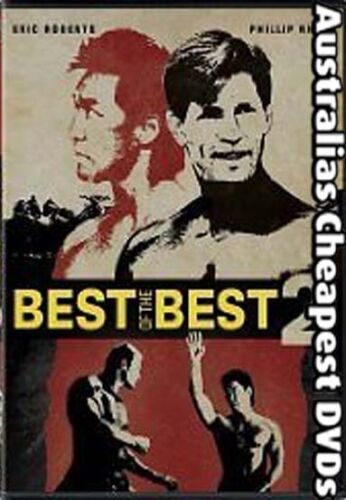 Best of the Best 2  DVD NEW, FREE  POSTAGE  WITHIN AUSTRALIA REGION ALL
