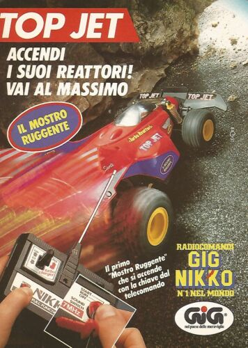 GIG TOP989-PUBBLICITA/'//ADVERTISING-1989 VIDEO DRIVER
