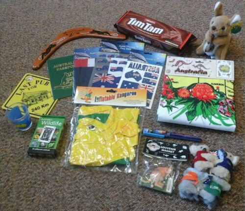 'YOU LITTLE BEWDY' ESSENTIAL AUSSIE SURVIVAL PACK