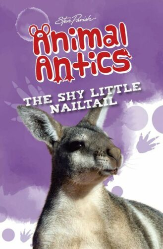 THE SHY LITTLE NAILTAIL - CHILDRENS STORY BOOK