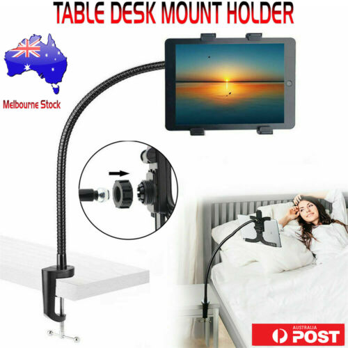 360º Rotating Bed Tablet Mount Holder Stand for iPad 2 3 4 Air Samsung Tablet PC