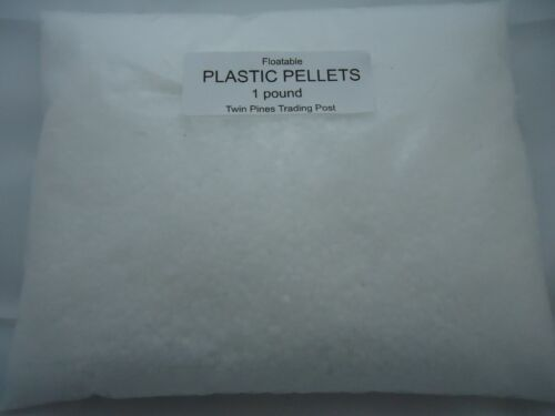 4 LBS RECYCLED//REGROUND KINGFA PLASTIC PELLETS VARIOUS COLORS /& SIZES