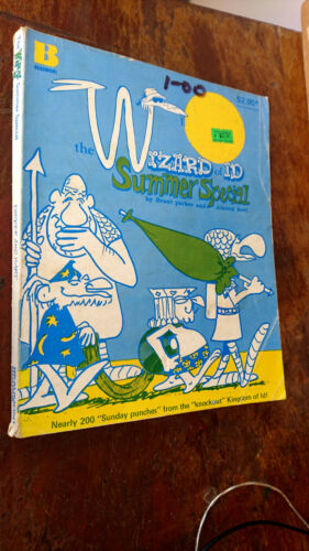 THE WIZARD OF ID summer special  BY parker & hart PB 1981