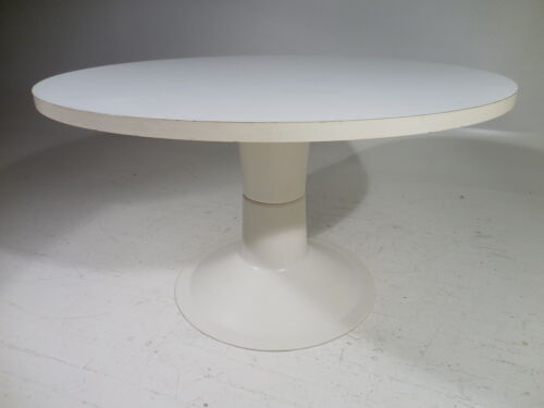 Original 60'S Yrjo Kukkapuro Haimi Dining Table Space Age Pop Danish Modern