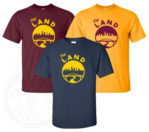 """""""The Land"""" T-Shirt cleveland ohio believeland cavs cavaliers champs champions"""