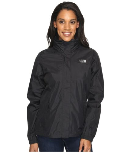 The North Face Women's Resolve 2 Waterproof Shell DryVent TNF Black Sz XS-XXL