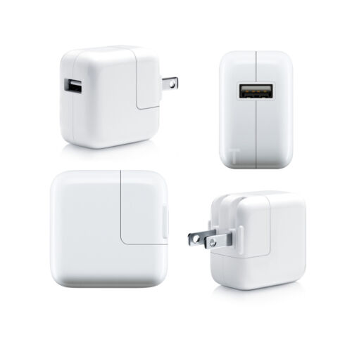 10W USB Power Adaptor  Charger For Apple iPad iPhone iTouch Nano Video