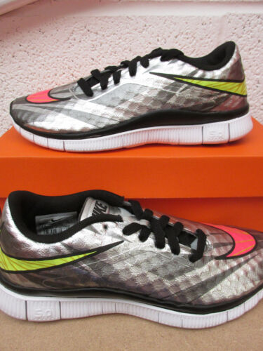 nike free hypervenom (GS) trainers 705390 002 sneakers shoes