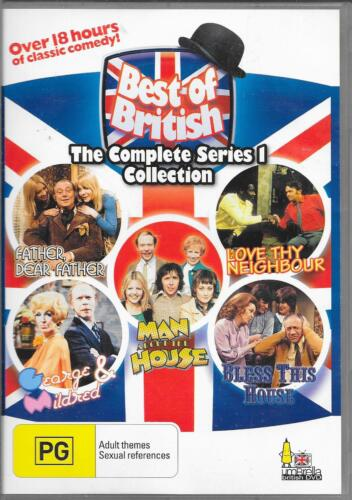 Best of British: The Complete Series 1 Collection