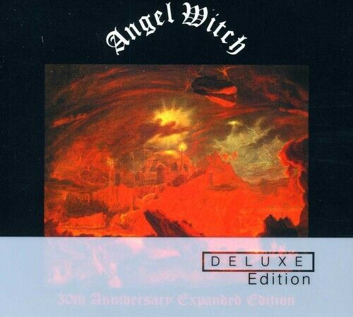 Angel Witch: 30th Anniversary Edition - Ange (2010, CD NEU) Deluxe ED.2 DISC SET