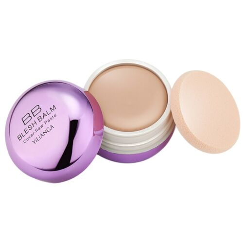 Face Foundation Makeup Pores Cover Base Liquid Foundation BB Cream Concealer