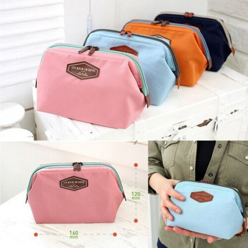 Multifunction Toiletry Case Pouch Makeup Cosmetic Bag Purse Box Travel