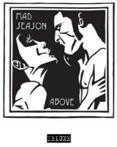 Above-Deluxe Edition (2cd/Dvd) - Mad Season (2013, CD NEU) Deluxe ED.3 DISC SET